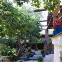 wassermühle los molinos padul granada andalusien garten und terrasse