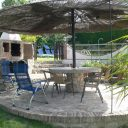 malaga casa de la torre ferienhaus terrasse