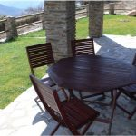 pitres alpujarras holiday rental villa cortijo capilerilla terrace and garden furniture