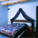 Alpujarras, Bubion ferienvilla Casa Milagro schlafzimmer