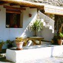 alpujarras bubion vacationvilla casa milagro terrasse devant de la maison
