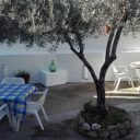 cordoba castil de campos holiday rental house patio