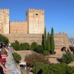 alhambra alcazaba granada andalucia