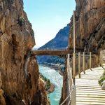 kings path malaga andalusia