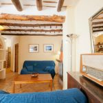 holiday cottage bubion alpujarra livingroom 3