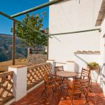 holiday cottage bubion alpujarra terrace and views 2