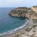 almeria natural parc cabo de gata beach and sea