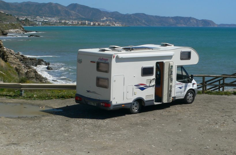campervan andalusia mediterranean sea spain*